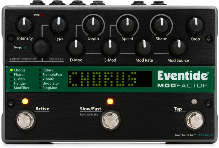 Eventide ModFactor Modulation Effects Pedal image 1