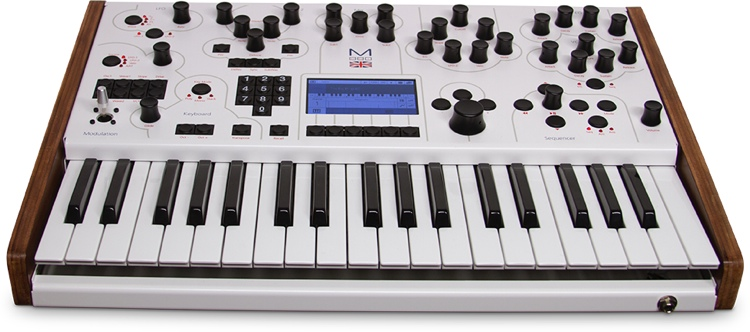 Modal Electronics 001 37-key Analog/Digital Hybrid 2-voice Synthesizer image 1