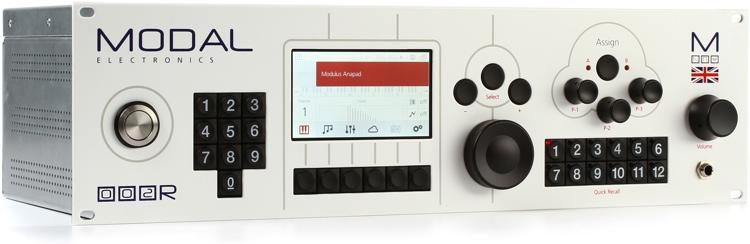 Modal Electronics 002R 12-voice Analog/Digital Hybrid Synthesizer image 1