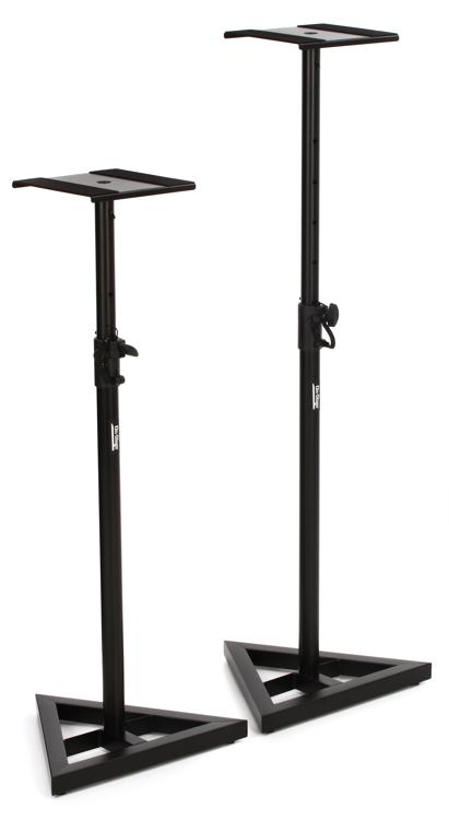On-Stage Stands SMS6000-P Studio Monitor Stand (pair) image 1