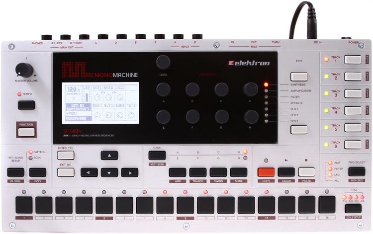 Elektron Monomachine SFX60+ MKII image 1