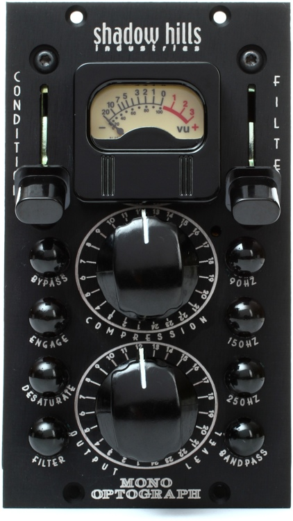 Shadow Hills Industries Mono Optograph Optical Compressor image 1