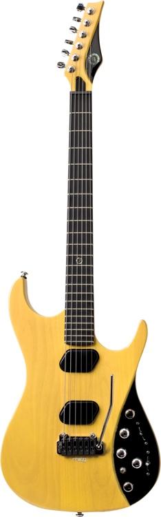 Moog Guitar Model E1 - Tremolo Bridge - Trans Butter image 1