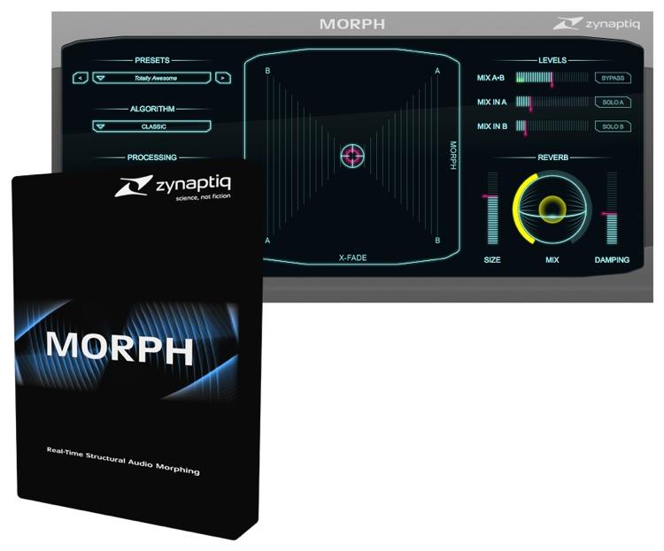 Zynaptiq MORPH 2 Plug-in image 1