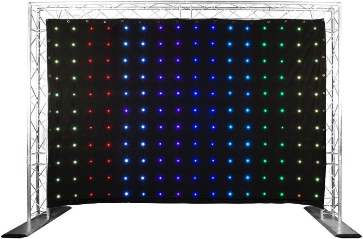 Chauvet DJ MotionDrape LED RGB LED Backdrop image 1
