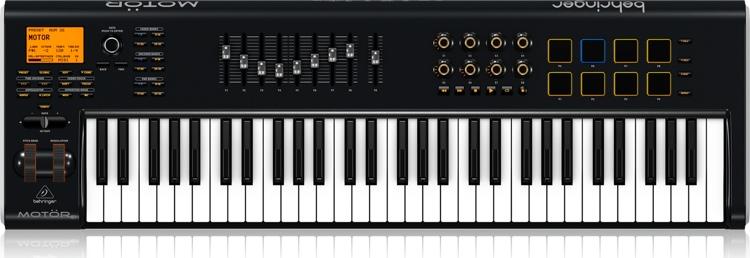 Behringer Motor61 Keyboard Controller image 1