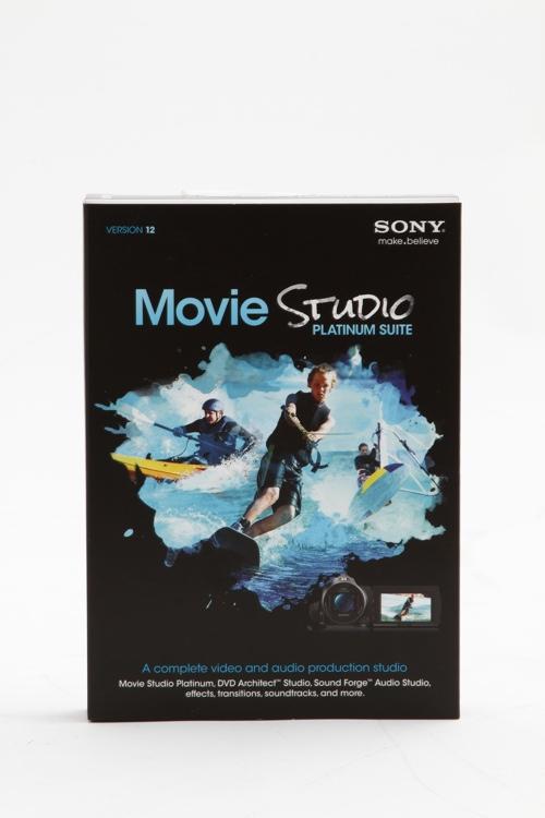 Sony Movie Studio Platinum 12 Suite image 1