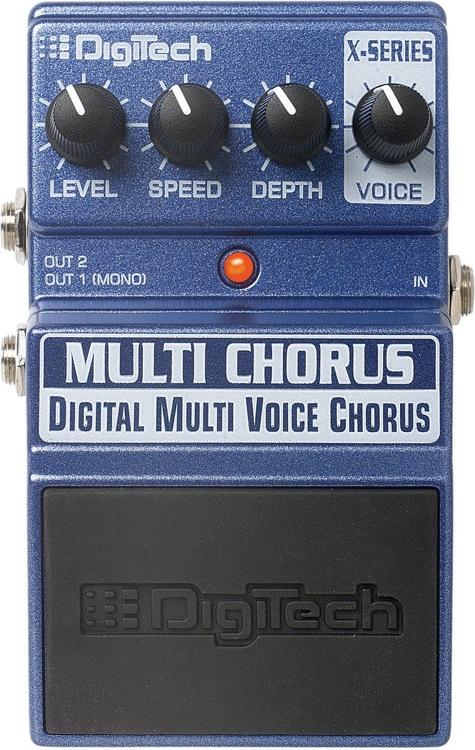 DigiTech Multi Chorus - Chorus/Rotary Pedal image 1