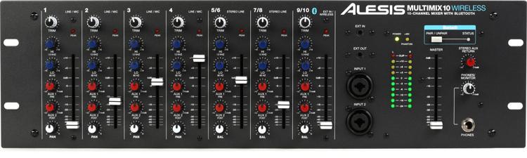 Alesis MultiMix 10 Wireless image 1