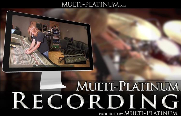 Multi Platinum Recording Interactive Course image 1