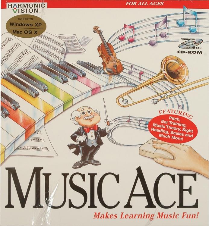 Harmonic Vision Music Ace image 1