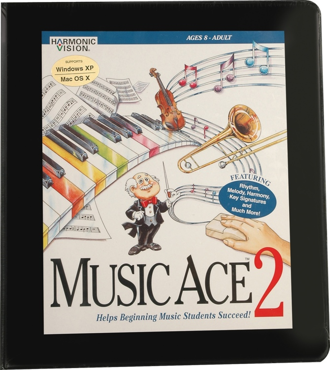 Harmonic Vision Music Ace 2 - 5 Seat Lab Pack image 1