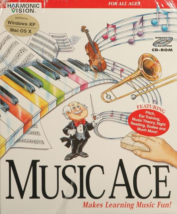 Harmonic Vision Music Ace - Educator Version image 1