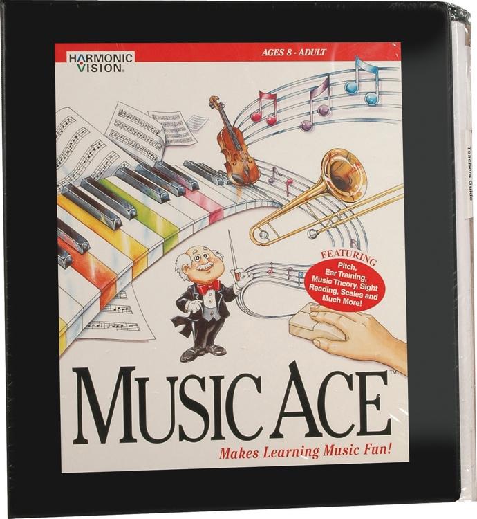 Harmonic Vision Music Ace - 5 Seat Lab Pack image 1