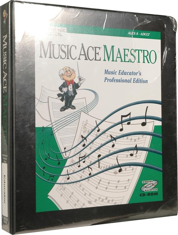 Harmonic Vision Music Ace Maestro - Educator Version image 1