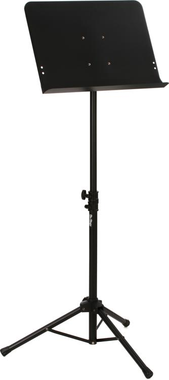 On-Stage Stands SM7211B Conductor Stand with Tripod Folding Base image 1