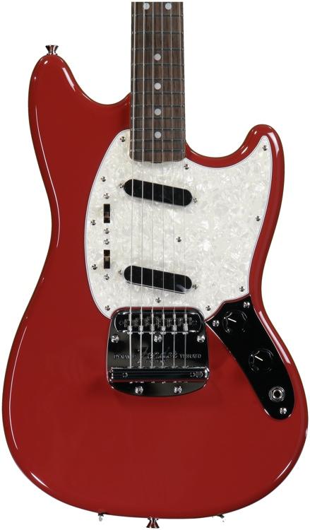 Fender \'65 Mustang - Dakota Red image 1
