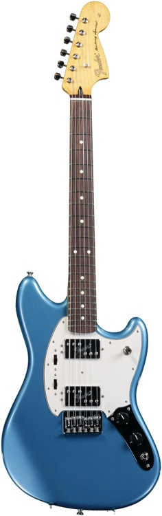 Fender Pawn Shop Mustang Special - Lake Placid Blue image 1