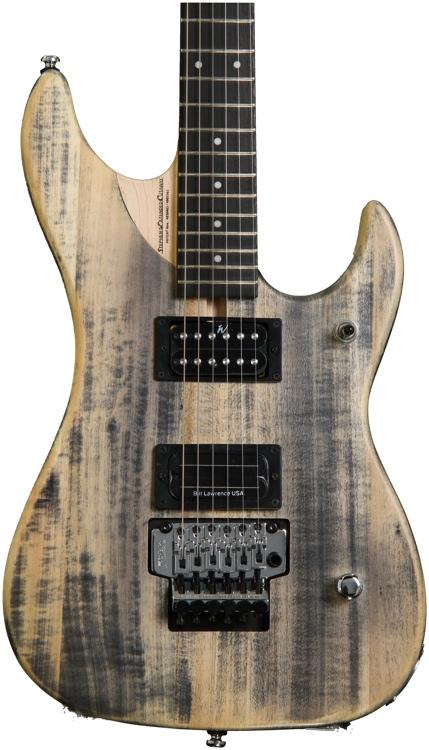Washburn Nuno Bettencourt N24 Vintage Electric Guitar - Vintage Matte finish image 1