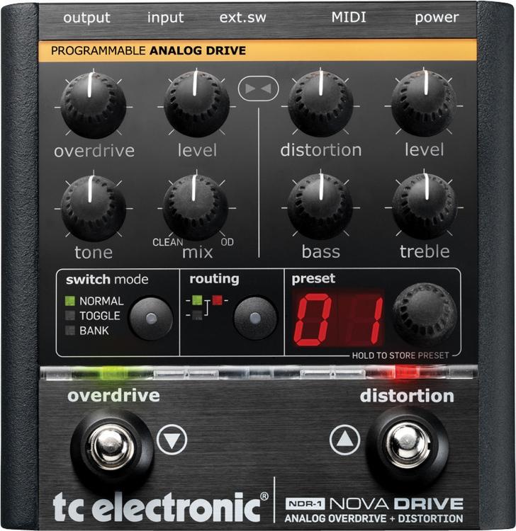 TC Electronic NDR-1 Nova Drive image 1