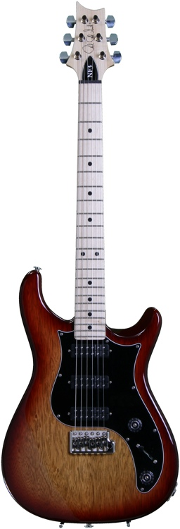 PRS NF3 - Maple, Smoked Amber image 1