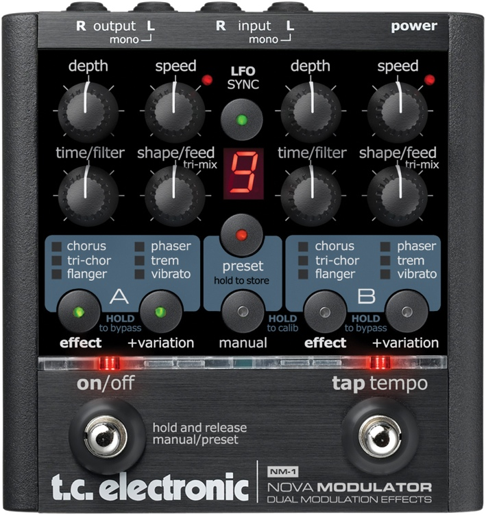 TC Electronic NM-1 Nova Modulator image 1
