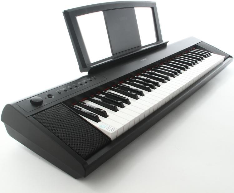 Yamaha Piaggero NP11 61-Key Piano with Speakers image 1