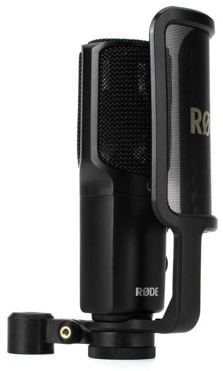 Rode NT-USB USB Condenser Microphone image 1