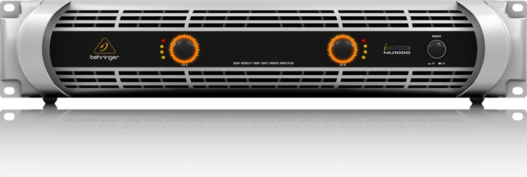 Behringer iNUKE NU1000 Power Amplifier image 1