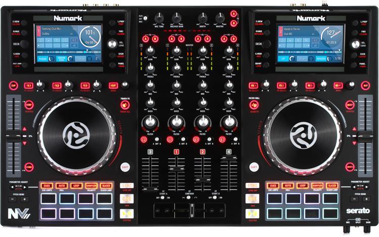 Numark NV II Dual-display Serato DJ Controller image 1
