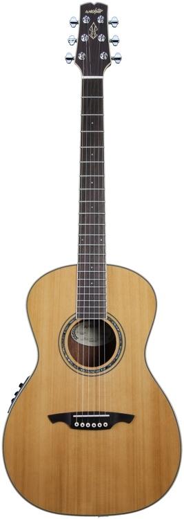 Wechter Guitars Nashville Special Elite - Cedar w/Fishman PreSys 501 image 1