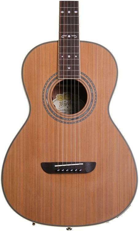 Washburn NP16SE Nashville Tuned Acoustic Electric - Natural image 1