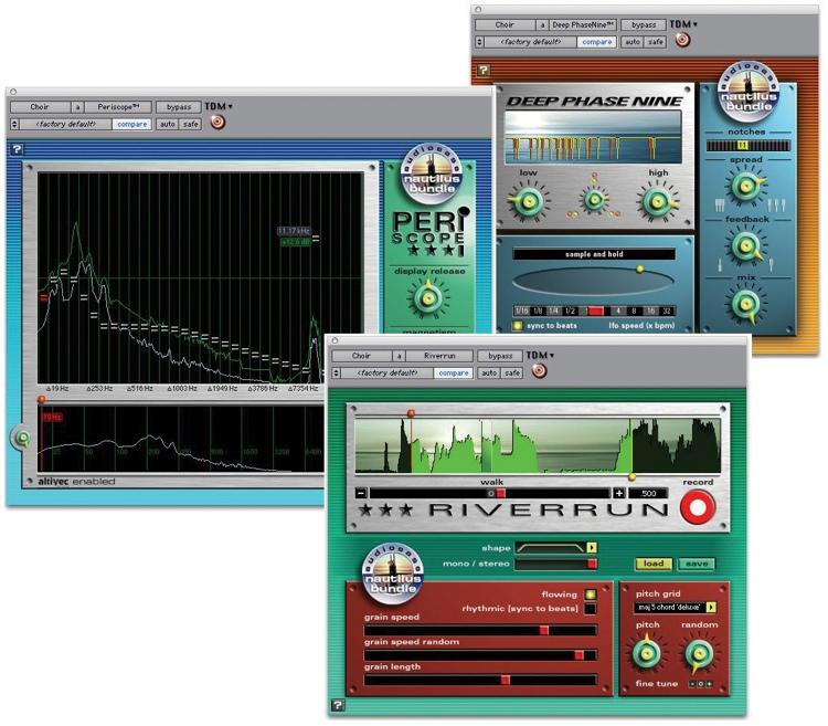 Audio Ease Nautilus Bundle image 1