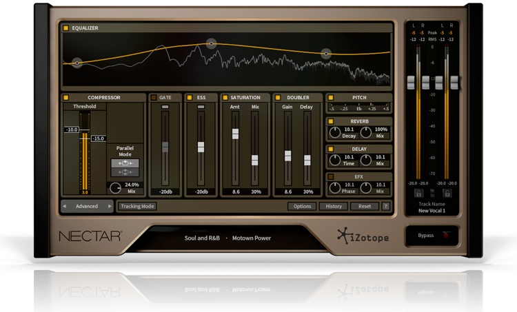 iZotope Nectar 2 Vocal Production Suite - Upgrade from Nectar Elements image 1
