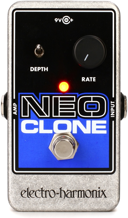 Electro-Harmonix Neo Clone Analog Chorus Pedal image 1
