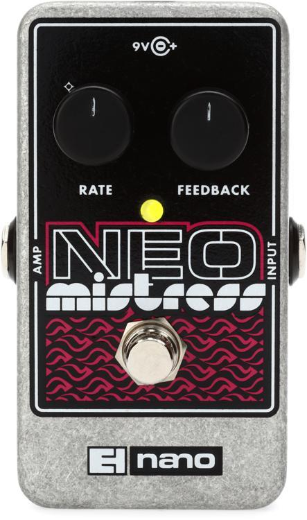 Electro-Harmonix Neo Mistress Flanger Pedal image 1
