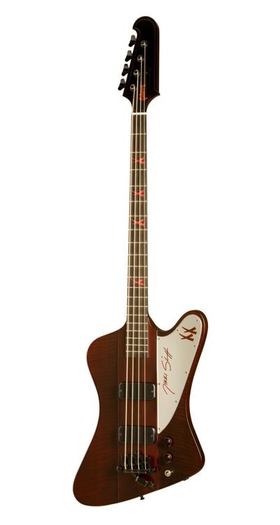 Gibson Nikki Sixx Thunderbird image 1