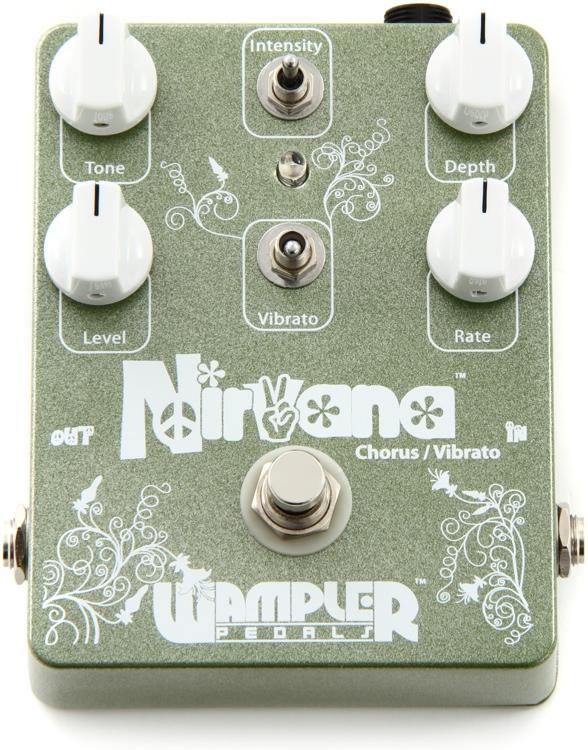 Wampler Nirvana Chorus/Vibrato Pedal image 1