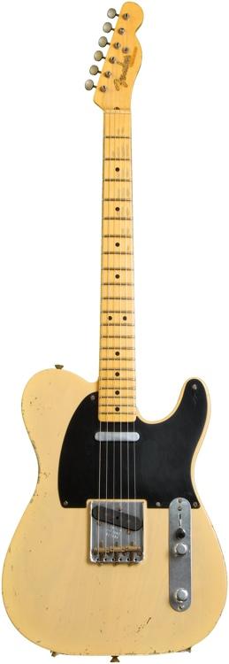 Fender Custom Shop 1951 NoCaster  - Nocaster Blonde, Relic image 1