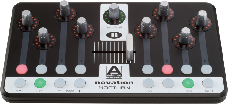 Novation Nocturn image 1