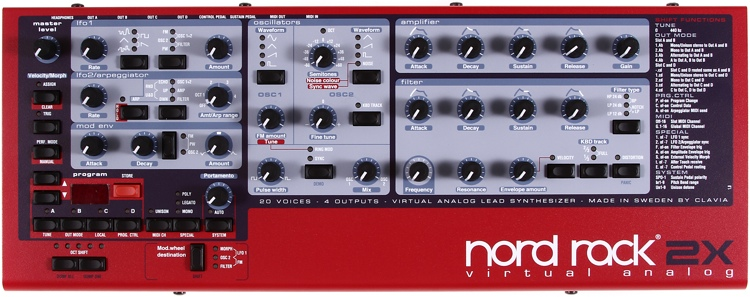 Nord Rack 2X image 1