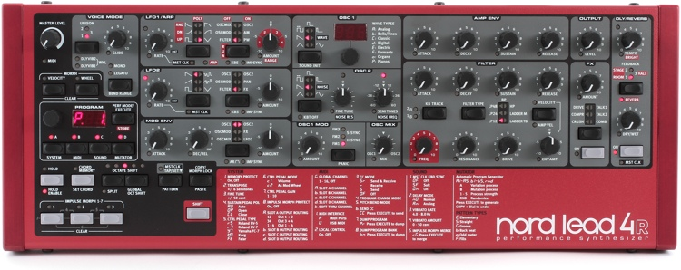 Nord Lead 4R image 1
