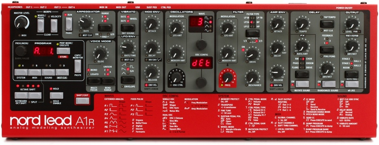 Nord Lead A1R image 1