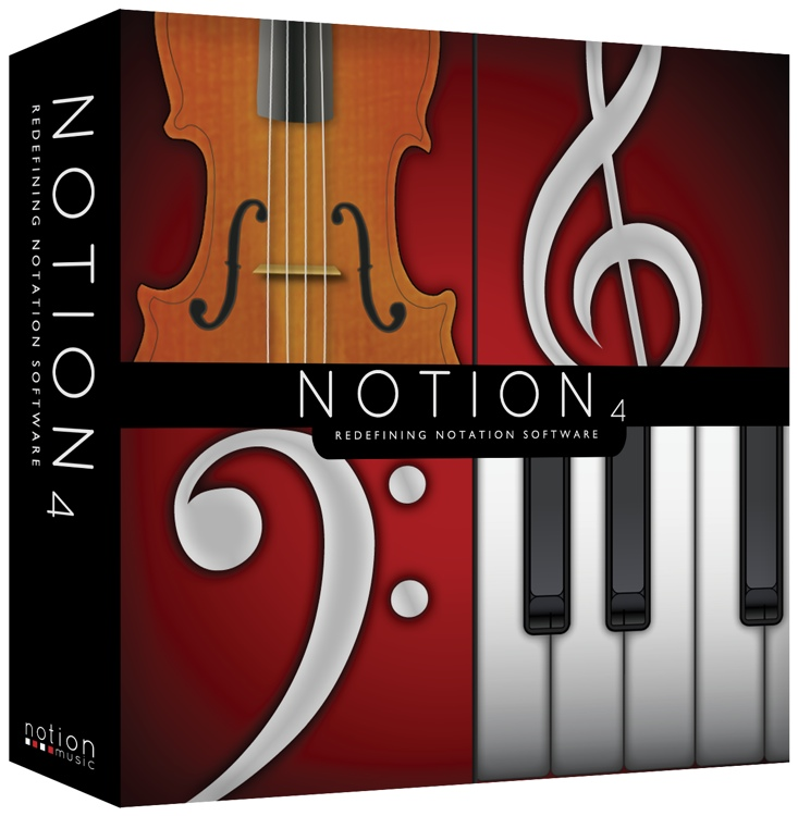 Notion Music Notion 4 image 1