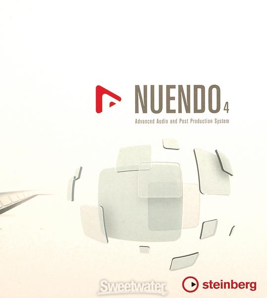 Steinberg Nuendo 4 image 1
