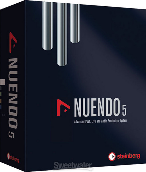 Steinberg Nuendo 5 Educational Version image 1