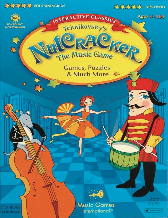 Music Games International Tchaikovsky\'s Nutcracker Game image 1