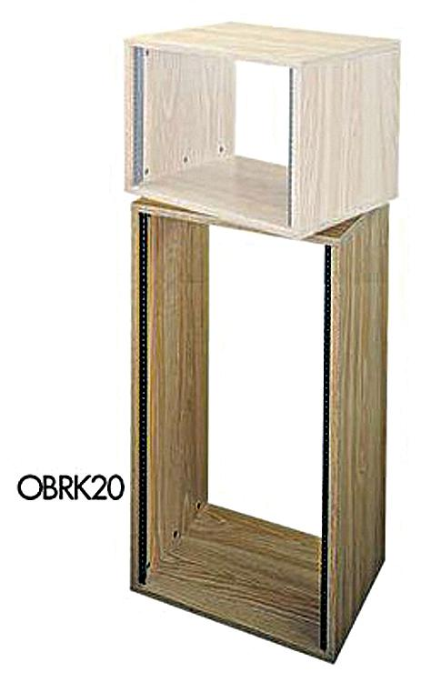 Middle Atlantic Products OBRK Series OBRK20 - 20 Rack Spaces image 1
