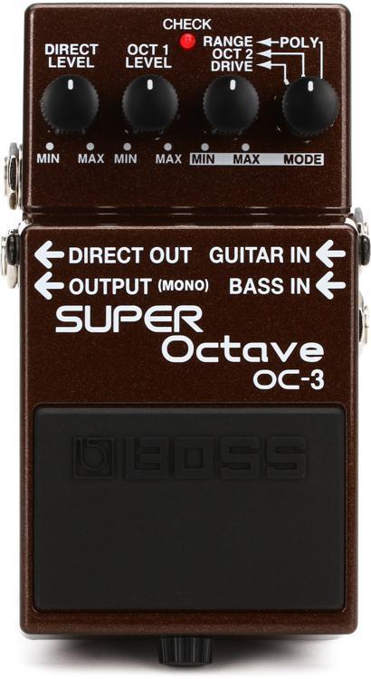 Boss OC-3 Dual Super Octave image 1