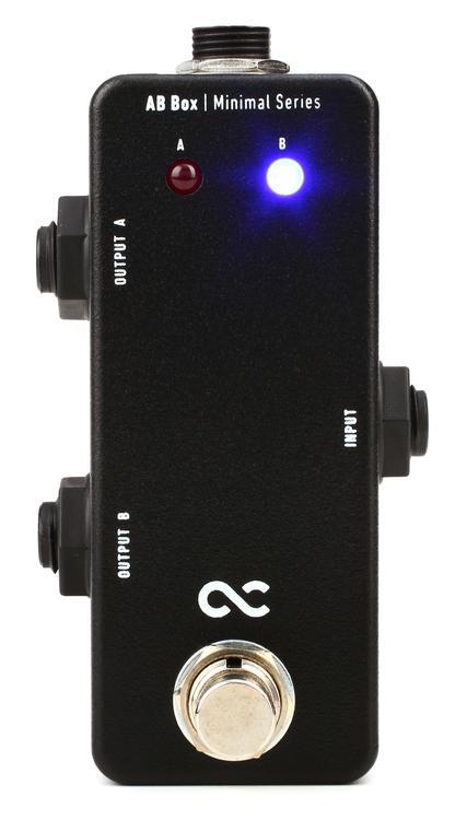 One Control Minimal Series AB Box image 1
